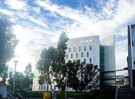 Study in Melbourne at Deakin University - YouTube
