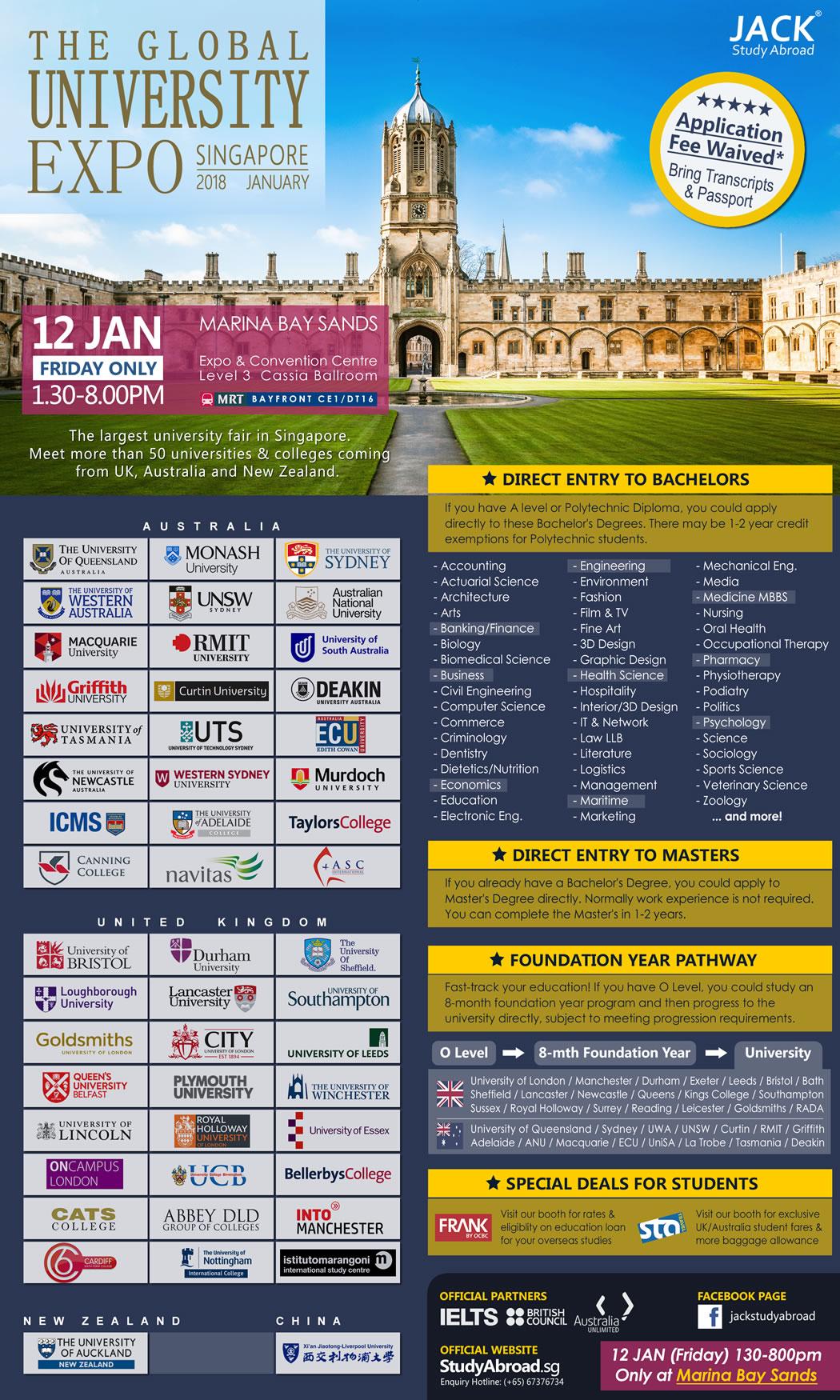 UCL visit to Beirut, Lebanon - Global Study UK Fair in ...