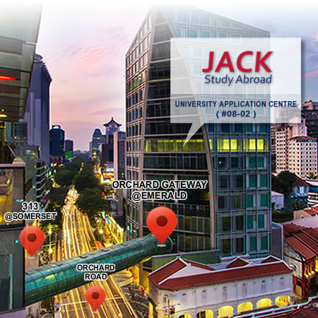 Jack Studyabroad Address